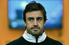 Formel 1 - Alonso: McLaren forderte zweite Untersuchung