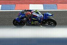 MotoGP - Vinales-Gerücht: Unruhe bei Suzuki in Austin