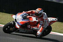 MotoGP - Ducati überzeugt: Pace besser als Startplätze