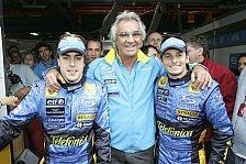 Formel 1 - Briatore: Her mit dem neuen Ferrari!