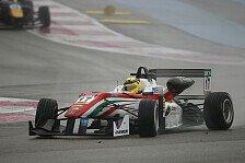 Formel 3 EM - Doppel-Pole für Maxi Günther in Le Castellet
