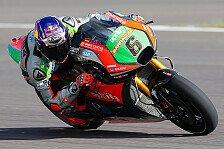 MotoGP - Bradl jubelt: Bester Tag mit neuer Aprilia
