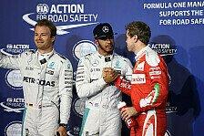 Formel 1 - Live-Ticker: Das Qualifying in Bahrain