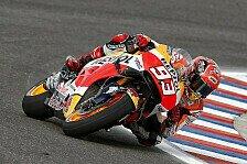 MotoGP - FP1: Marquez in einer anderen Welt