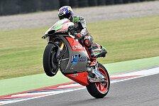 MotoGP - Aprilia jubelt: Bradl holt historisches Ergebnis