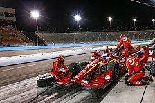 IndyCar - Phoenix: Dixon profitiert von Penskes Reifen-Pech