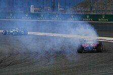 Formel 1 - Aus vor dem Start: Vettel auf Schumachers Spuren
