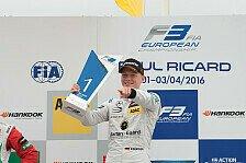Formel 3 EM - Maxi Günther: Mein Leben bei Prema