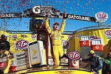 NASCAR - Kyle Busch gewinnt überlegen in Martinsville