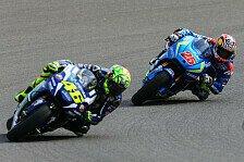 MotoGP - Rossi: Deshalb soll Vinales bei Suzuki bleiben