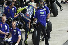 MotoGP - Sicherheitsrisiko Flag-to-Flag-Rennen?