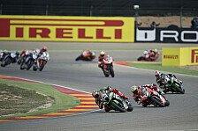 Superbike - Bilder: Spanien (Aragon) - 3. Lauf
