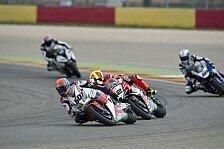 Der Ticker zum Superbike WSBK-Wochenende im Motorland Aragon