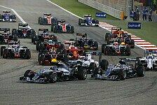 Live-Ticker: Das Neueste aus der Welt der Formel 1