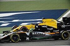 Gerüchte um Nico Hülkenberg: Weiter mit Force India oder ab zu Renault?