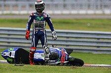 MotoGP - Bilder: Argentinien GP - Sturz-Festival