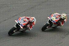 MotoGP - Ducati-Check: Wer darf neben Lorenzo bleiben?
