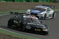 DTM - BMW: Spengler zu Nervosität, Fehlern und Biathlon