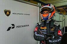 Blancpain GT Series - Umfangreiche Saison 2016 für Patric Niederhauser