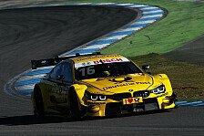 DTM - Testabschluss in Hockenheim: Audi gibt den Ton an
