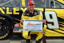 NASCAR - Edwards holt in Texas die Duck-Pole