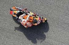MotoGP - Marquez sichert sich Pole in Tausendstelduell