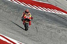 MotoGP - Austin: Die Stimmen zum Training