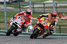 MotoGP - FP4 Austin: Marquez dominiert erneut, Miller out