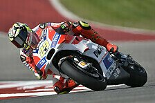 MotoGP - Iannone: Gute Pace, schlechte Zeit
