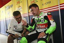 Moto2 - Efren Vazquez: Entwarnung nach Wirbelfraktur