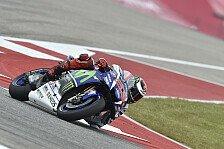MotoGP - Lorenzo wittert in Austin einmalige Siegeschance