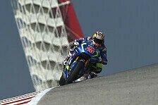 MotoGP - Suzuki: Vinales frustiert, Espargaro zufrieden