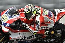 MotoGP - Iannone rehabilitiert sich mit Platz drei