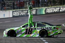 NASCAR - Zweiter Saisonsieg in Folge für Kyle Busch