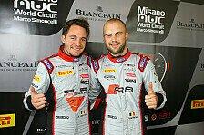 Blancpain GT Series - Misano: WRT-Audi schlägt zurück