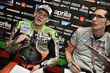 MotoGP - Eklat bei Aprilia: Bradl/Bautista vs. Team-Führung