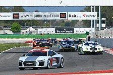 Blancpain GT Series - Video: Die Höhepunkte des Hauptrennens in Misano