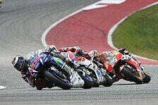 MotoGP - Lorenzo geht auf Nummer sicher: Nur nicht stürzen!