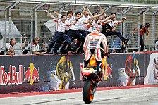 MotoGP - Rennanalyse: Der irre Triumphzug des Marc Marquez
