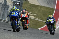 MotoGP - Chassis-Schlacht: Yamaha, Honda, Suzuki rüsten auf