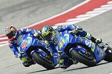 MotoGP - Suzuki: Heißes Duell und bestes Ergebnis seit 2008