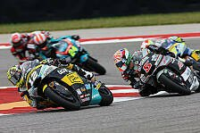 Moto2 - Bilder: American GP - 3. Lauf