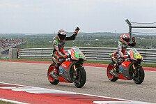 MotoGP - Aprilia in Jerez: Die Richtung stimmt
