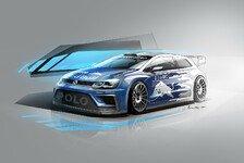WRC - VW gibt Ausblick auf neuen Polo