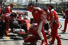 Formel 1 - Fix: Vettel bekommt neuen Motor