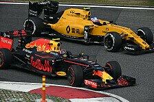 Formel 1 - Renault stellt Motoren-Entwicklung ein