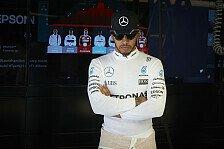 Formel 1 - Hamilton: Top-100 der einflussreichsten Menschen