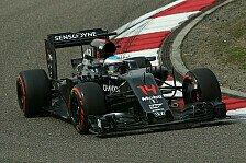 Formel 1 - McLaren: Honda-Motor für andere erst nach WM-Titel