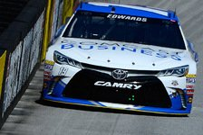 NASCAR - Edwards holt erneut Pole Position