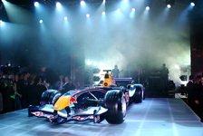 Formel 1 - Red Bull Launch erst im März